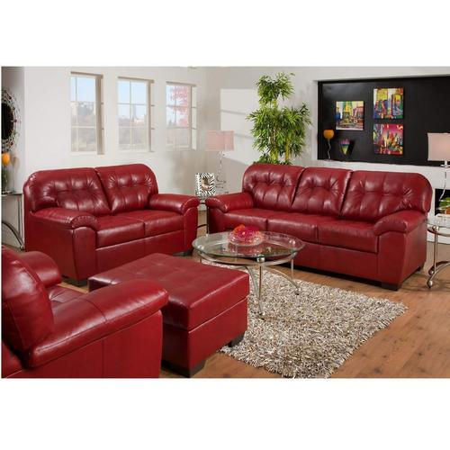 Showtime Cardinal Sofa & Loveseat