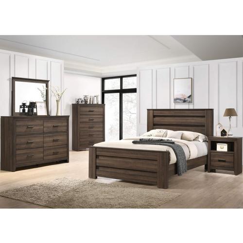 marley king bedroom