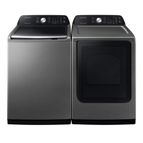 4.5 cu. ft. Top Load Washer & 7.4 cu. ft. Gas Dryer