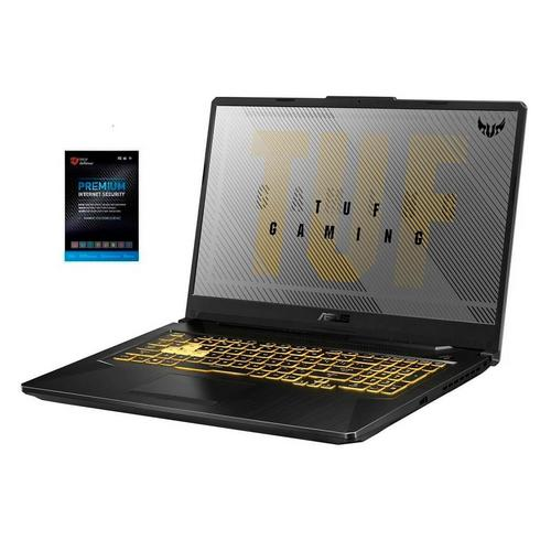 "17.3"" TUF Gaming Laptop w/ AMD Ryzen 7 4800H CPU & Total Defense Internet Security"