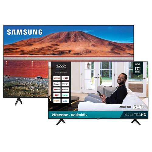 """65"""" Class 4K UHD Smart TV"""