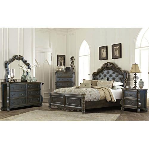 7-Piece Charlotte II Queen Bedroom Set
