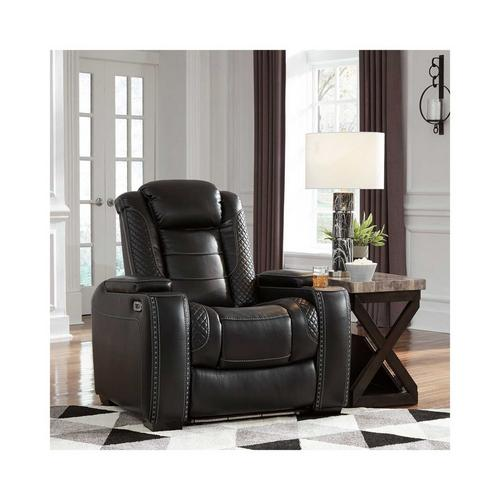 Party Time Midtown Power Recliner