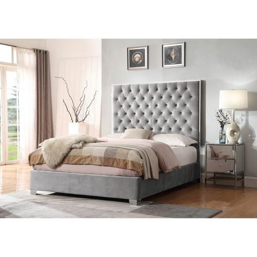 2-Piece Lacey Queen Bed