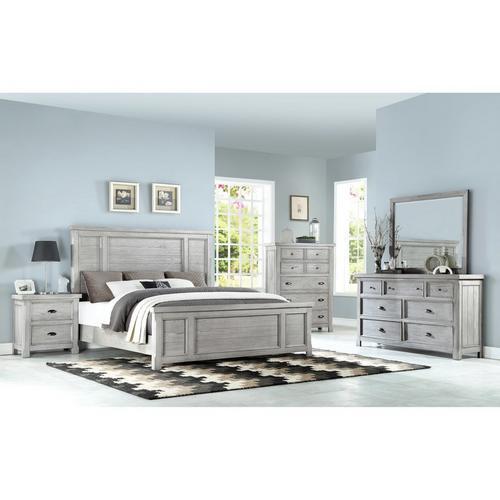 7-Piece Legends King Bedroom Set