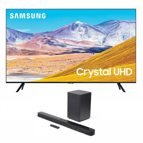 "85"" Class 4K UHD Smart TV & JBL Bar 2.1 Soundbar Bundle"