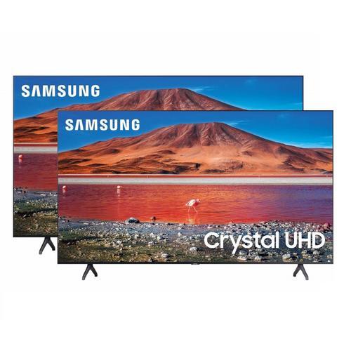 "2 TV Bundle -  One 55"" Class & One 50"" Class 4K UHD Smart TVs"
