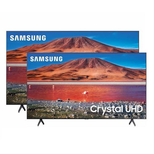 "2 TV Bundle -  One 65"" Class & One 50"" Class 4K UHD Smart TVs"