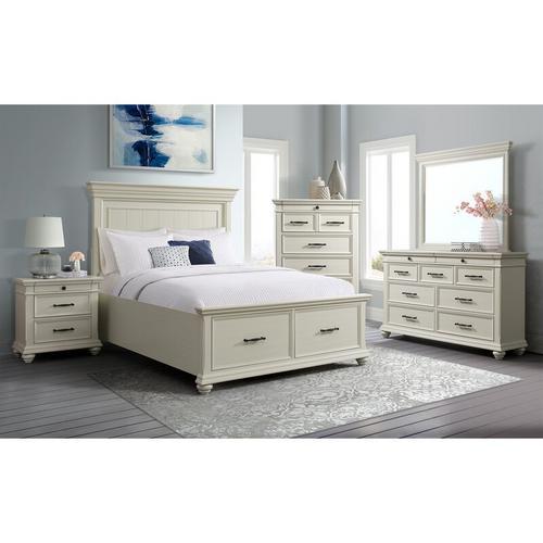 6-Piece Slater Queen Storage Bedroom Set