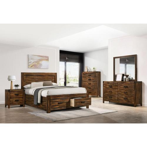 6-Piece Warner Queen Storage Bedroom