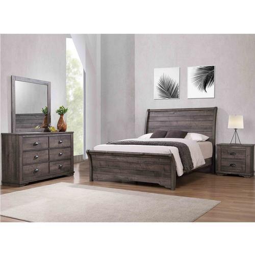 6-Piece Coralee Queen Bedroom