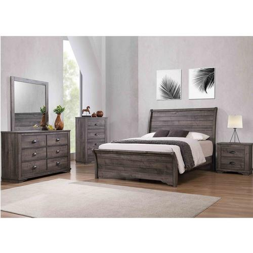 7-Piece Coralee Queen Bedroom with Chest