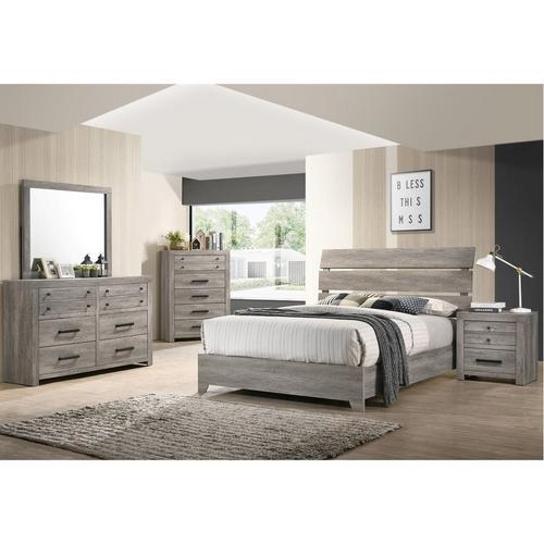 7-Piece Tundra King Bedroom Set
