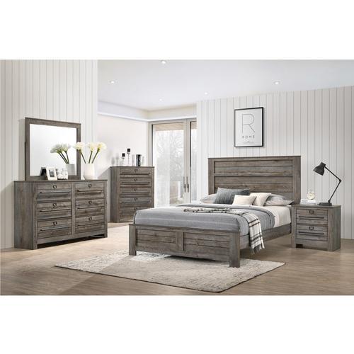 6-Piece Bateson King Bedroom Set