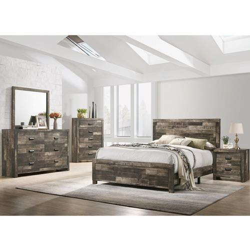 7-Piece Tallulah King Bedroom Set