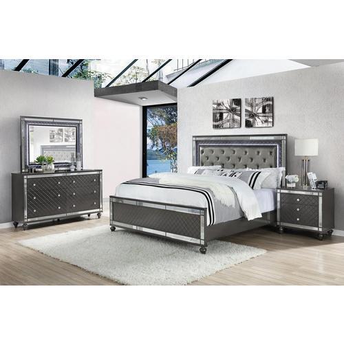 6-Piece Refino Queen Bedroom Set