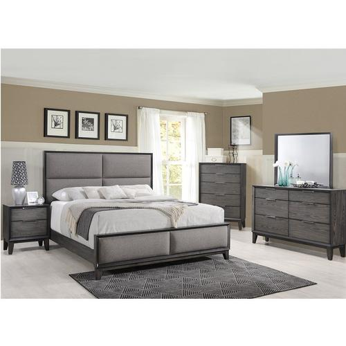6-Piece Florian King Bedroom Set