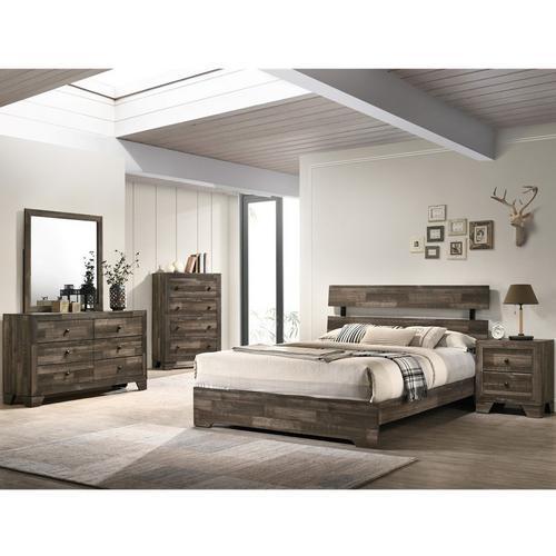 7-Piece Atticus Queen Bedroom Set