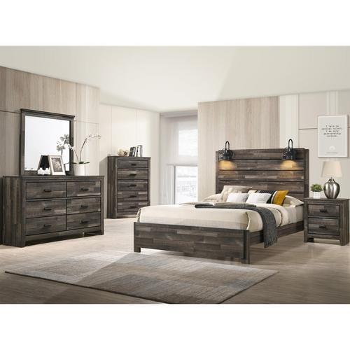 7-Piece Carter Full Bedroom Set