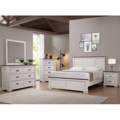 7-Piece Leighton Full Bedroom Set
