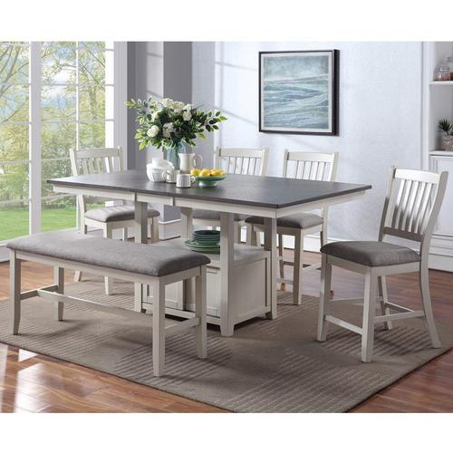 6-Piece Buford Counter Height Dining