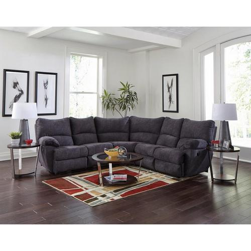 2 - Piece Chase III LayFlat Reclining Sectional