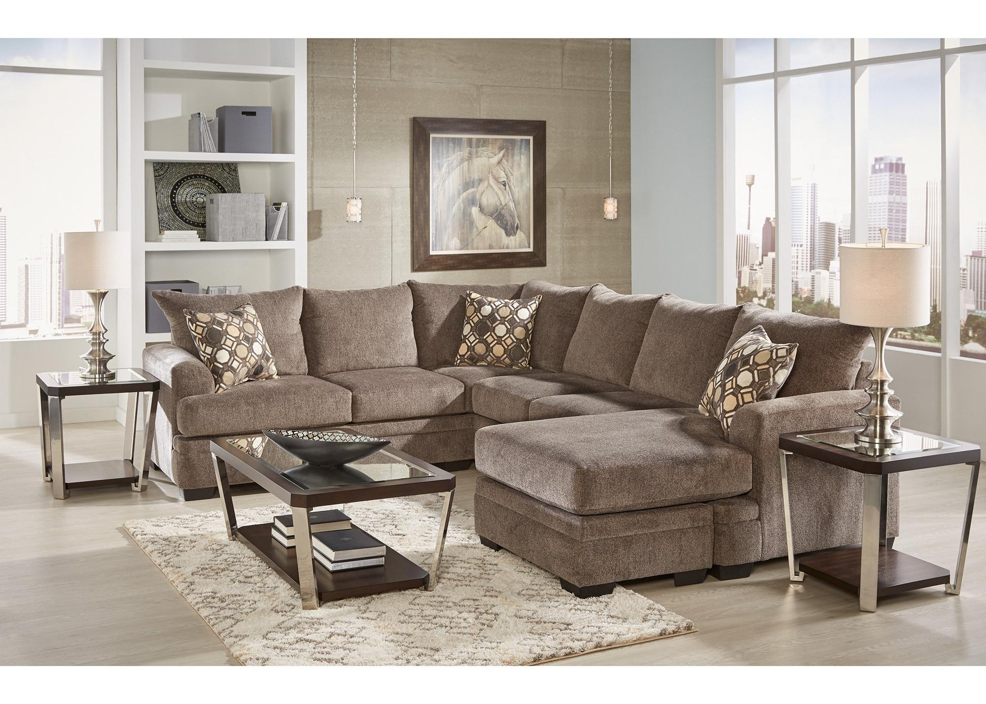 To Own Woodhaven 2 Piece Kimberly, Living Room Sectional