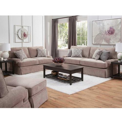 4 - Piece Tuxedo II Sofa, Loveseat, Chair, & Ottoman