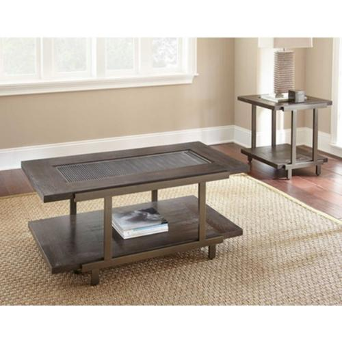 3 - Piece Terrell II Cocktail & 2 End Tables