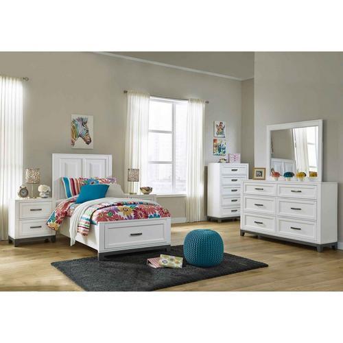 7-Piece Brynburg Twin Bedroom Set
