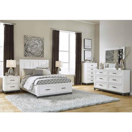 7-Piece Brynburg Full Bedroom Set
