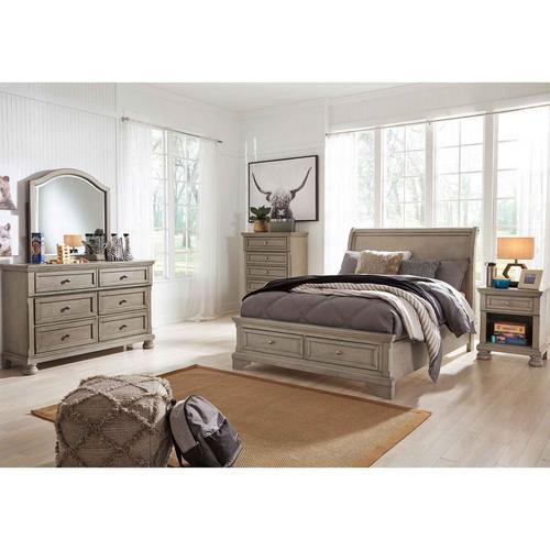 6-Piece Lettner Twin Bedroom Set