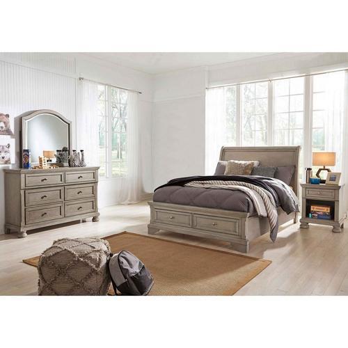 6-Piece Lettner Full Bedroom Set