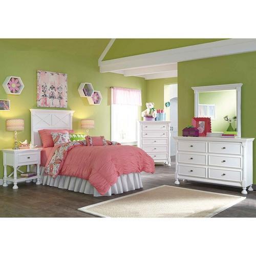 5-Piece Kaslyn II Twin Bedroom Set