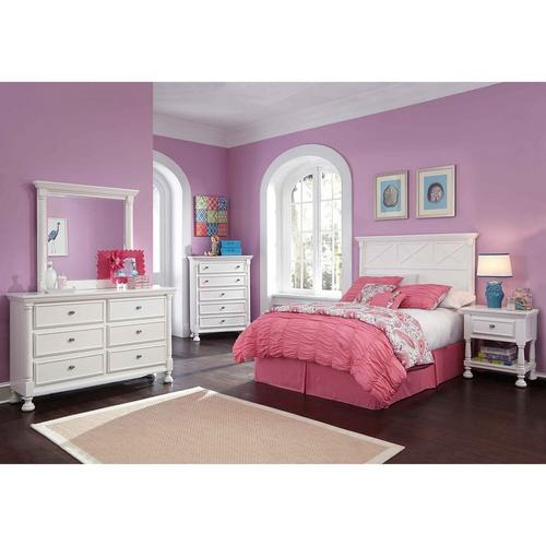 5-Piece Kaslyn II Full Bedroom Set