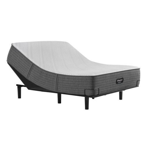 """13"""" Hybrid Tight Top Plush Queen Mattress w/Adjustable Base & Protector"""