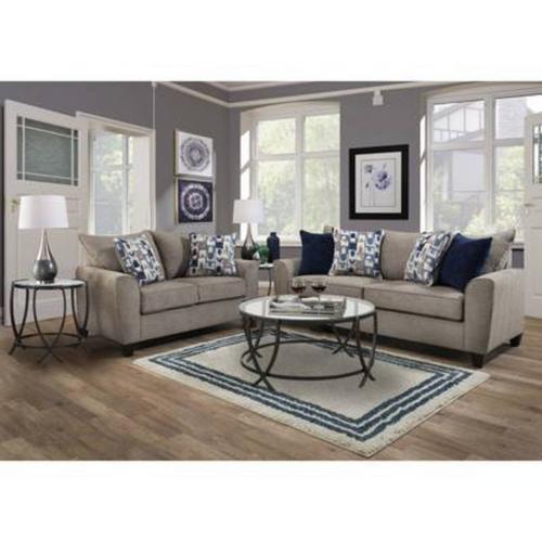 8 - Piece Eden Living Room Set