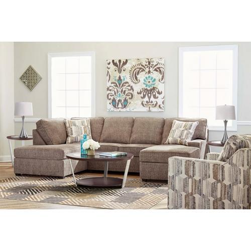 Casey III Living Room Set w/ Duncan II Tables