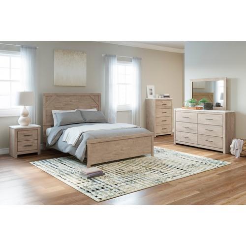 7 - Piece Senniberg Queen Bedroom Set w/ Chest