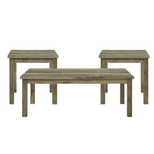 3 - Piece Oak Lawn Occasional Set