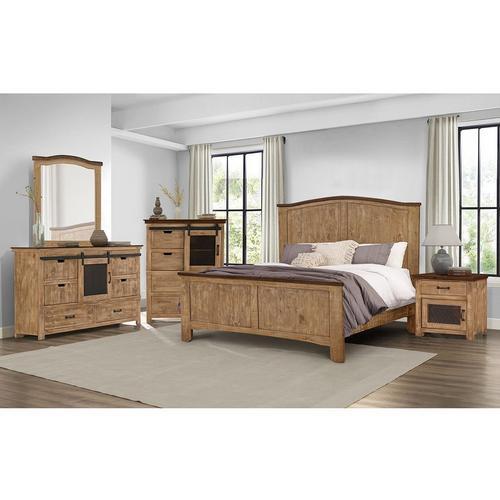 7 - Piece Wind Creek King Bedroom Set