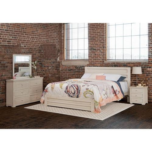 6 - Piece Lorelei King Bedroom Set