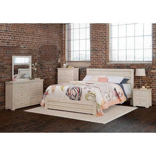 7 - Piece Lorelei King Bedroom Set