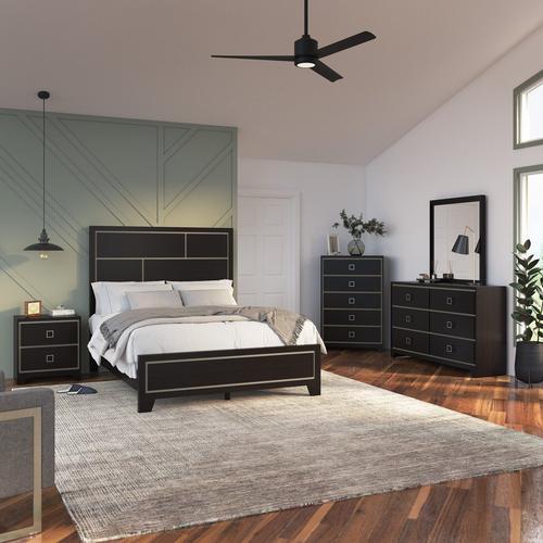 7 - Piece Cindi Queen Bedroom Set