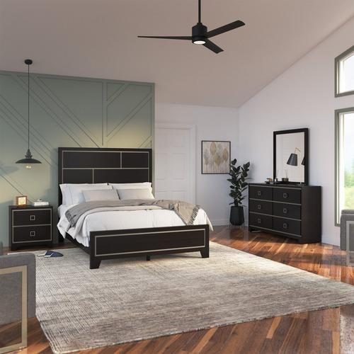 6 - Piece Cindi Queen Bedroom Set