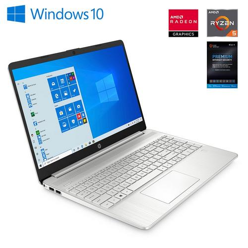 "15"" Notebook R5 w/ Total Defense Internet Security v11"