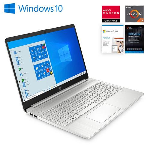 """15"""" Notebook 8 GB w/ Total Defense Internet Security v11 & Microsoft 365- Personal Edition"""