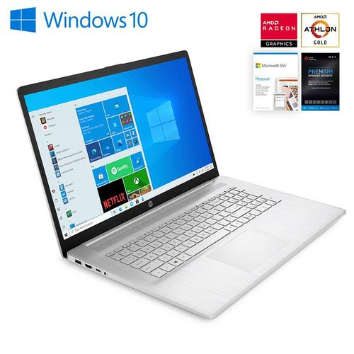 """17"""" Notebook N3150 w/ Total Defense Internet Security v11 & Microsoft 365- Personal Edition"""