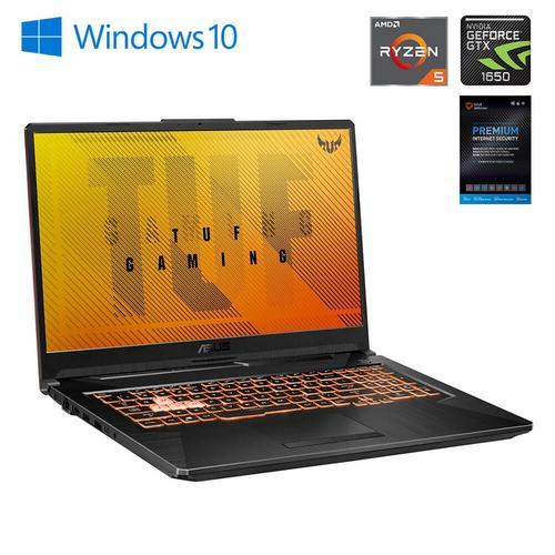 "17.3"" Gaming Laptop 8GB Total Defense Internet Security v11"