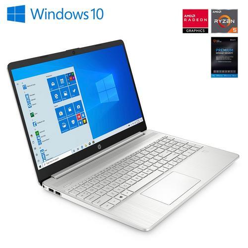 "15"" Notebook 8 GB w/ R5 & Total Defense Internet Security v11"
